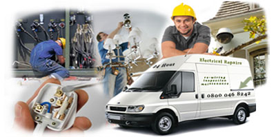 Isle Of Dogs electricians